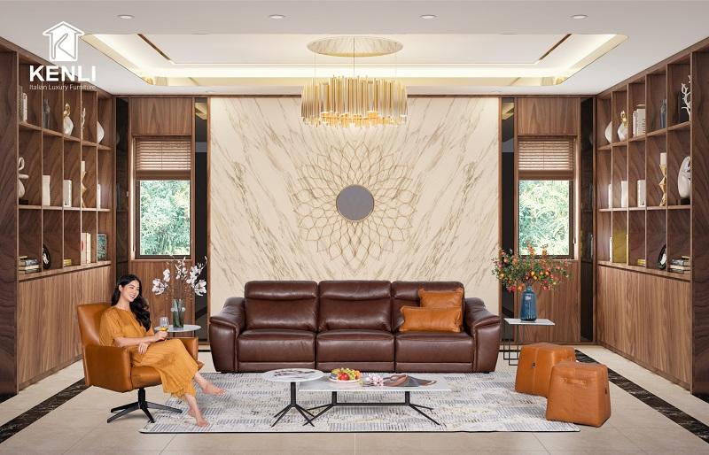 Nội thất Kenli – địa chỉ bán ghế sofa uy tín, chất lượng