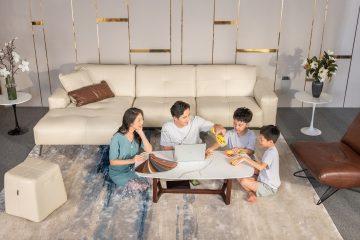Những Ưu Điểm Của Sofa Góc L Dành Cho Phòng Khách Nhỏ Hẹp